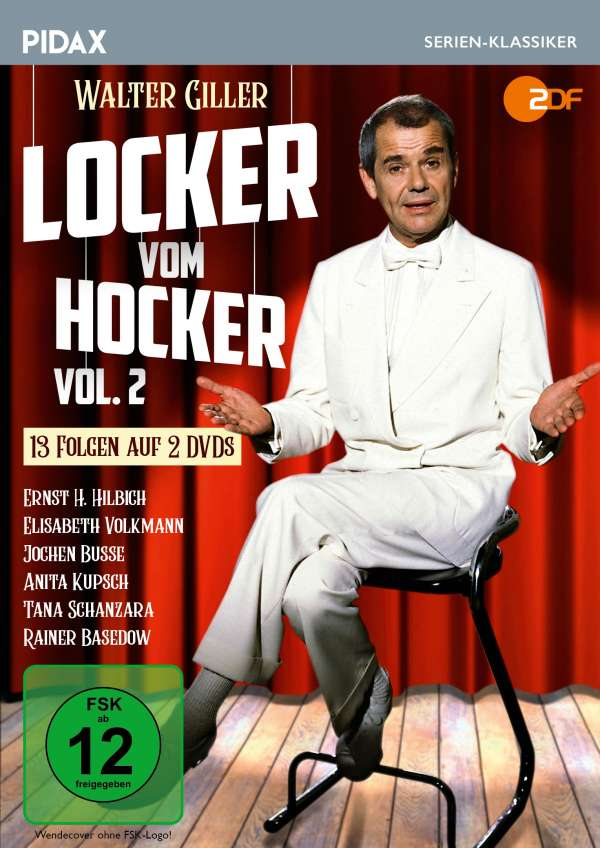Locker vom Hocker Vol. 2 (2 DVDs) – jpc