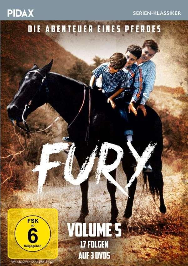 Fury Die Abenteuer Eines Pferdes