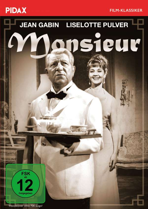 Monsieur Dvd Jpc