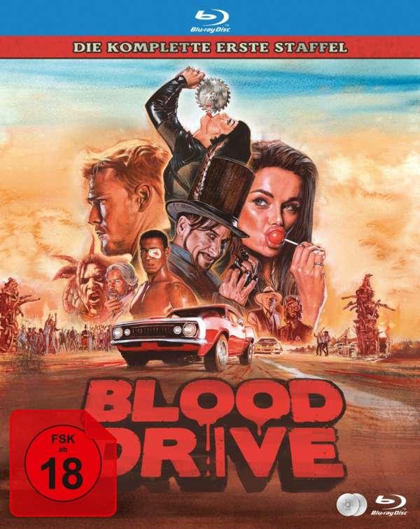 Blood Drive Staffel 2