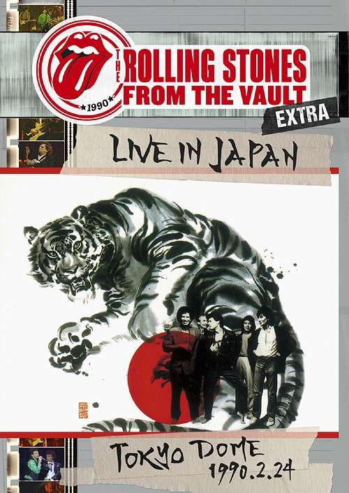 The Rolling Stones From The Vault Live At The Tokyo Dome