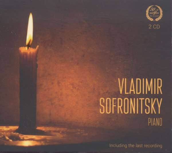 Vladimir Sofronitsky - Complete Recordings Set No. 8
