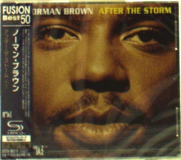 <b>Norman Brown</b>: After The Storm (+ Bonus) (SHM-CD) - 4988031159880