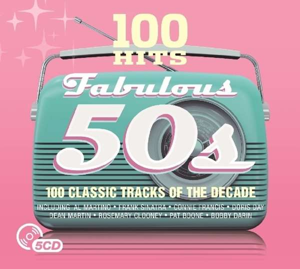 100 Hits Fabulous 50 S 5 Cds Jpc