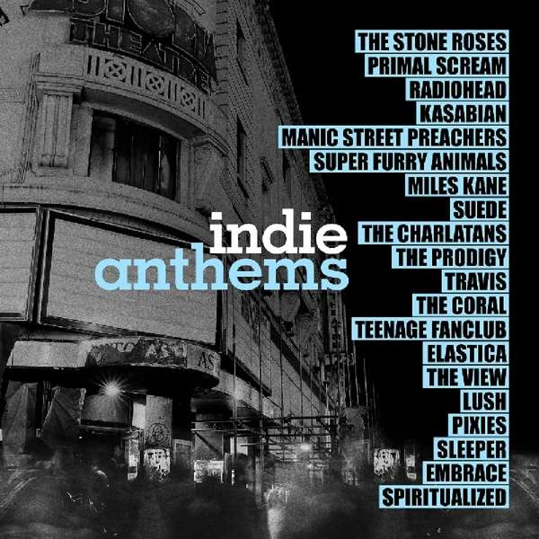 Indie Anthems 180g 2 LPs Jpc