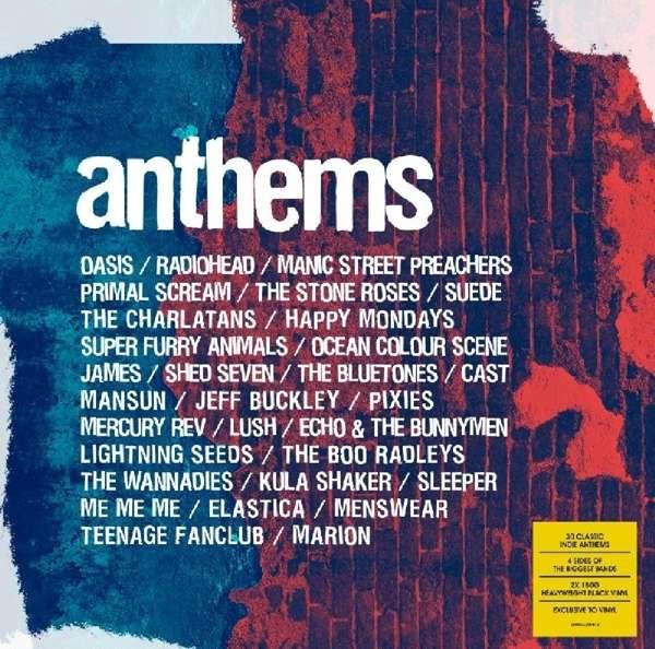 Anthems 180g 2 LPs Jpc