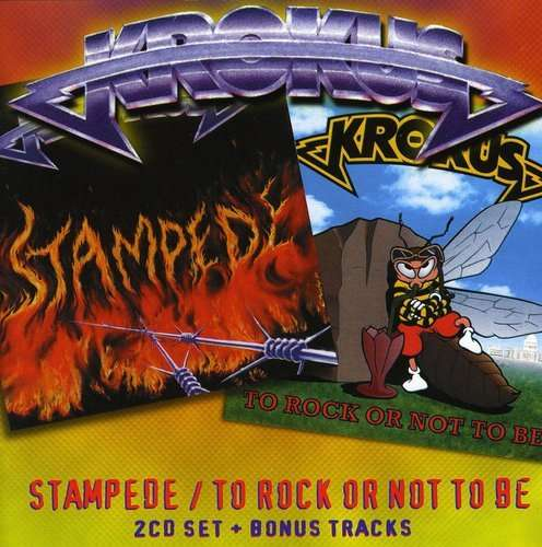 Krokus Stampede To Rock Or Not To Be 2 Cds Jpc