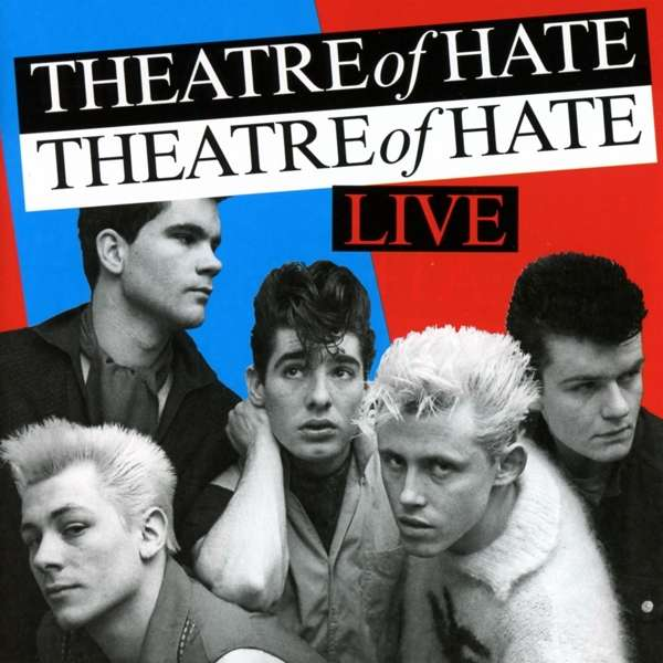 Theatre Of Hate Live 2 Cds Jpc