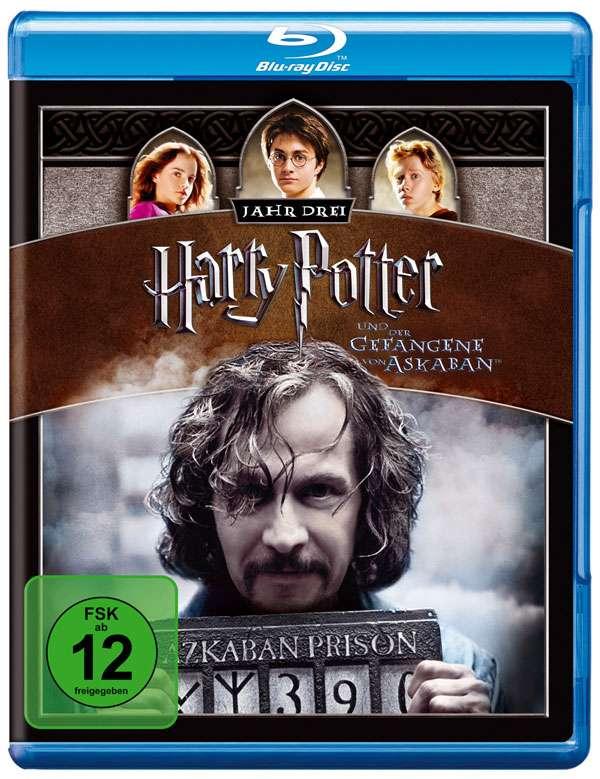 Harry Potter Der Gefangene Von Askaban Blu Ray