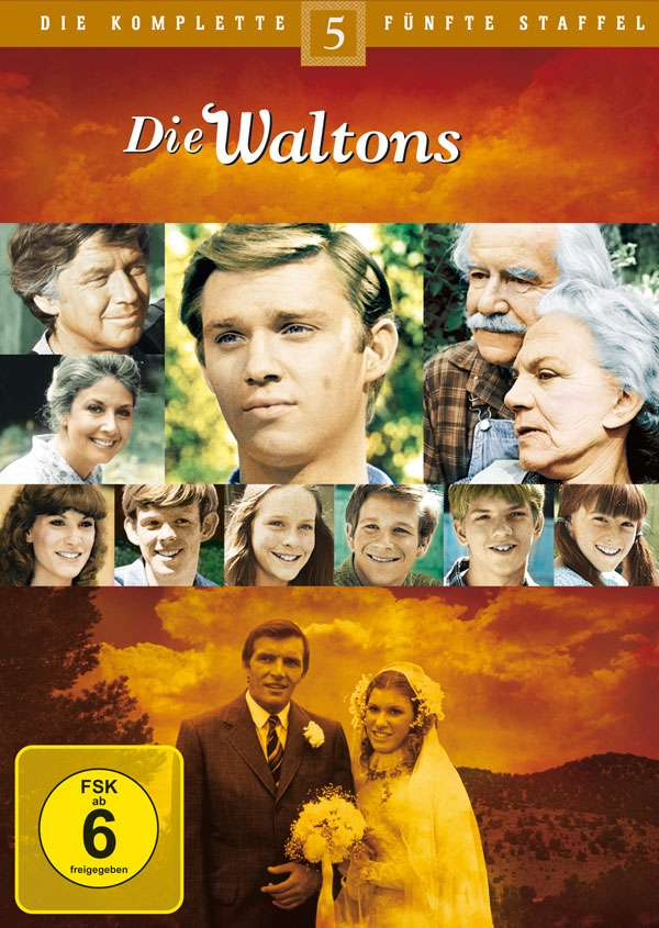 Die Waltons Staffel 1