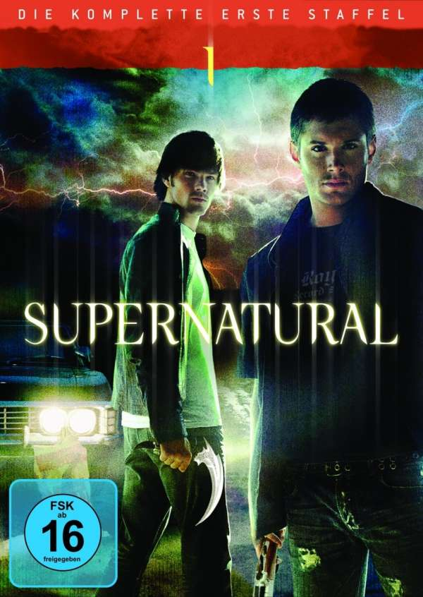 Supernatural Staffel 1 Serien Stream