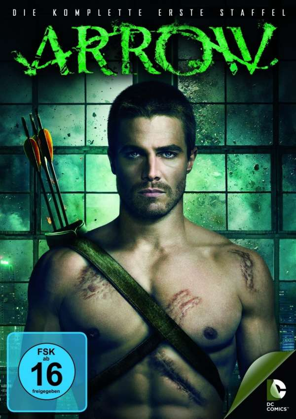 Arrow Staffel 1 Folge 1