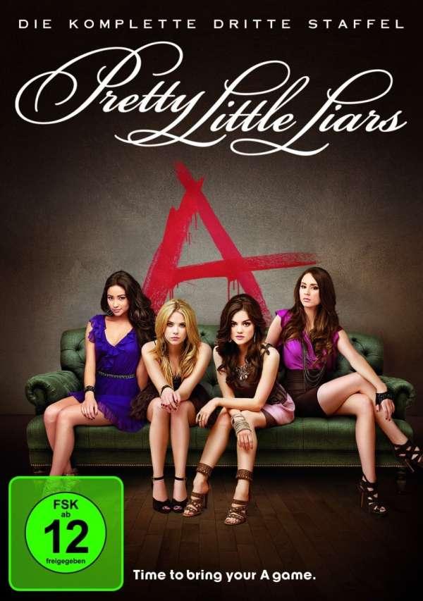 6 Staffel Pretty Little Liars Deutsch