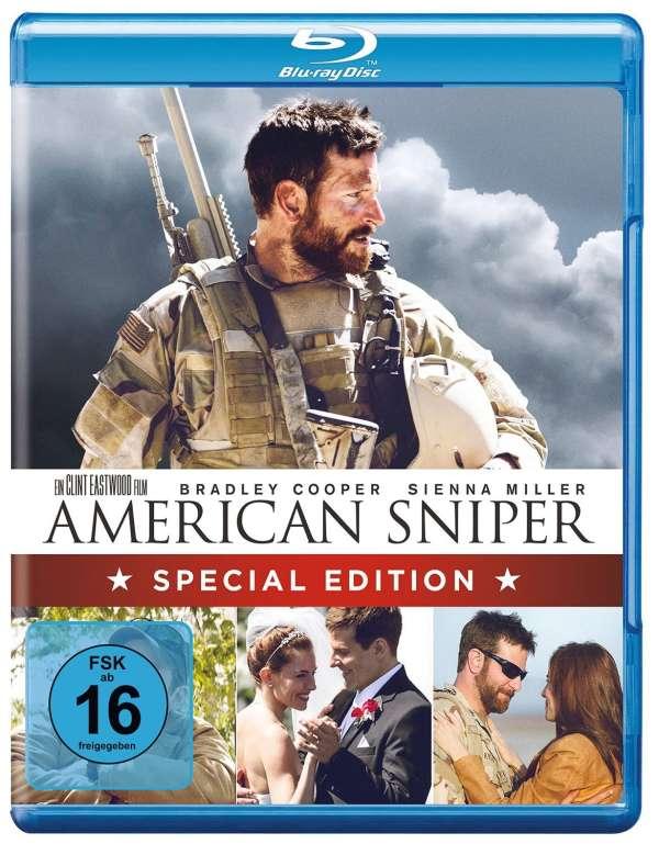American Sniper Special Edition Blu Ray Jpc