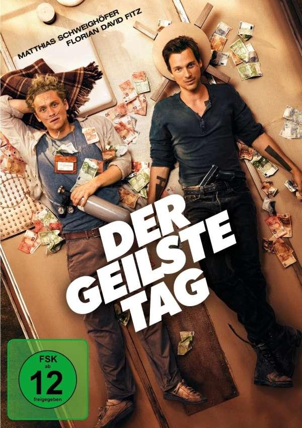 Der geilste Tag, DVD