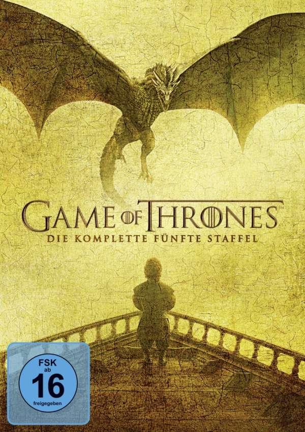 Start Games Of Thrones Staffel 5