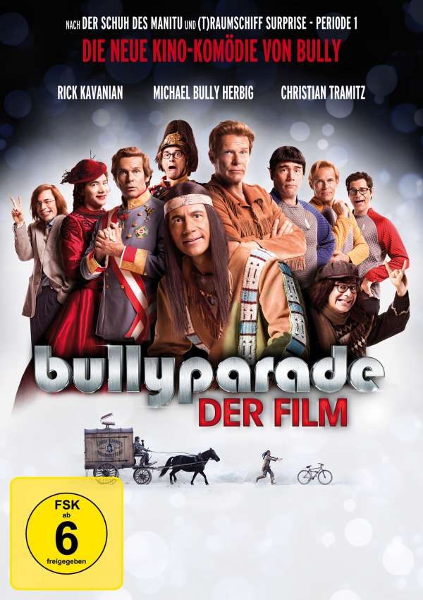 Bullyparade - Der Film (DVD) – jpc