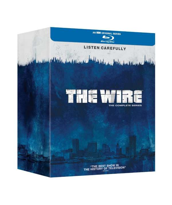 Season 5 Of The Wire | The Wire Season 1 5 Complete Collection Blu Ray Uk Import Mit