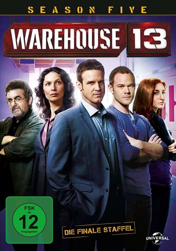 Warehouse 13 Staffel 2