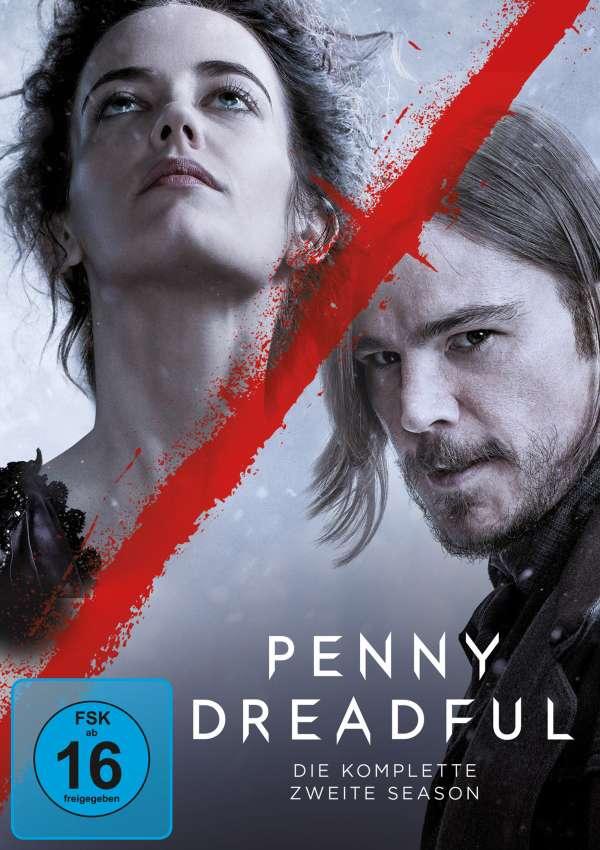Penny Dreadful Season 2 5 Dvds Jpc