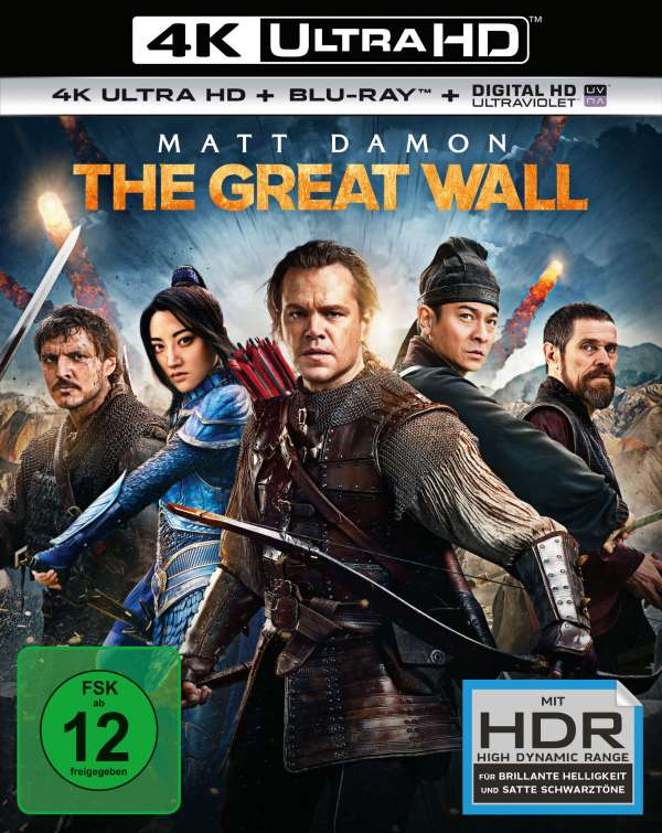 The Great Wall Bewertung