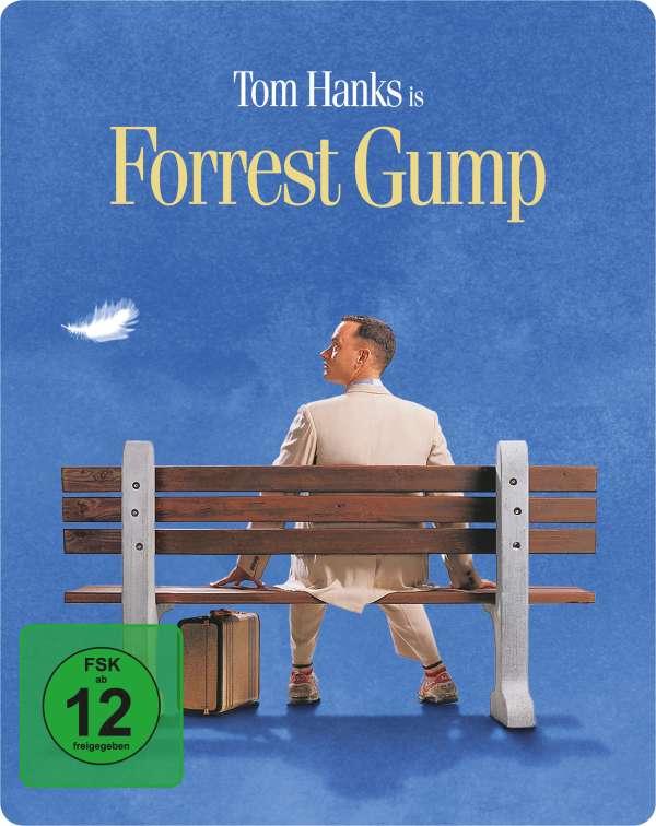 Forrest Gump Blu Ray Im Steelbook Jpc