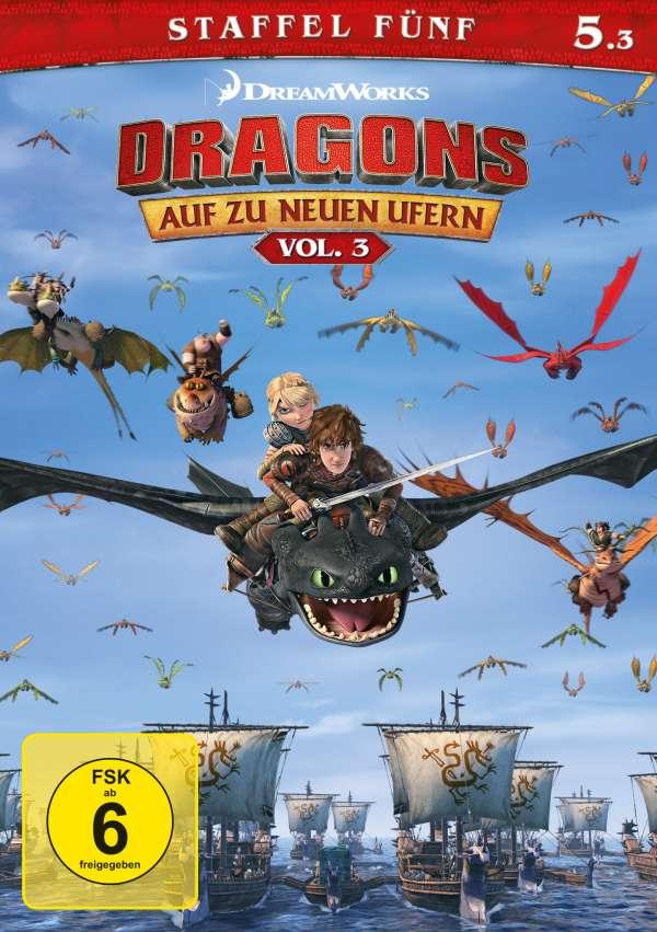 Dragons Staffel 3