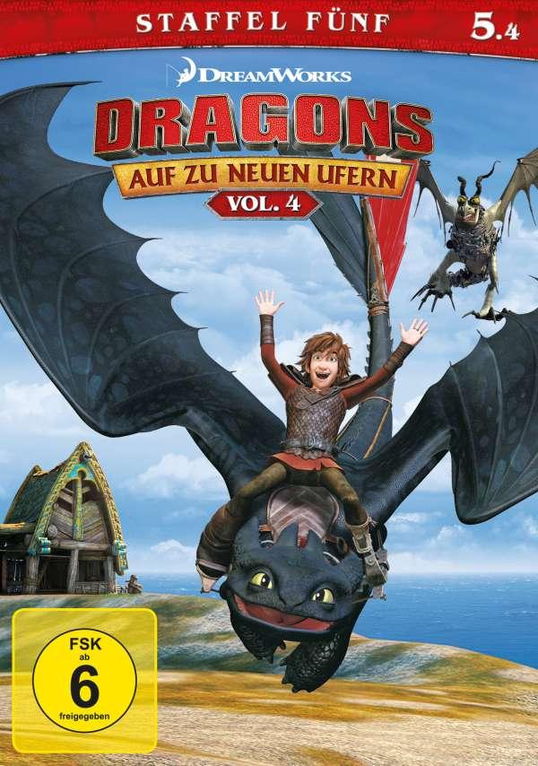 Dragon Auf Zu Neuen Ufern