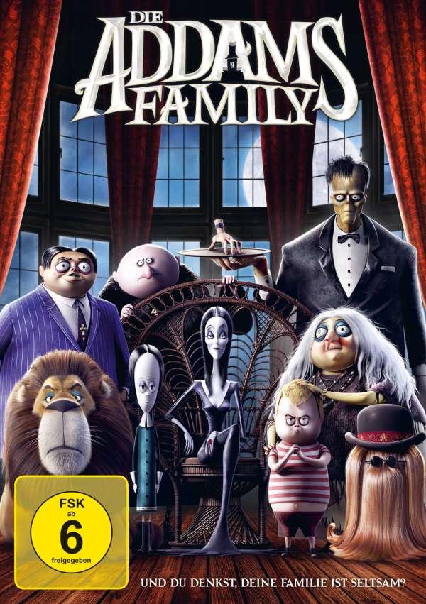 Die Addams Family 2019