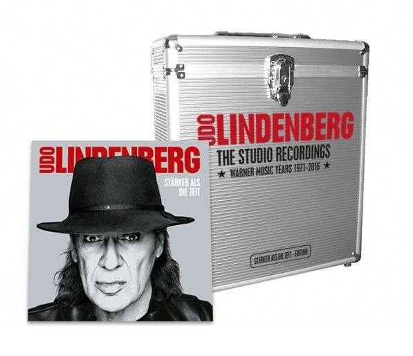 Udo Lindenberg Stärker Als Die Zeit 180g Strictly Limited Vinyl