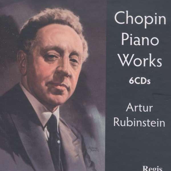 Frederic Chopin Klavierwerke 6 Cds Jpc