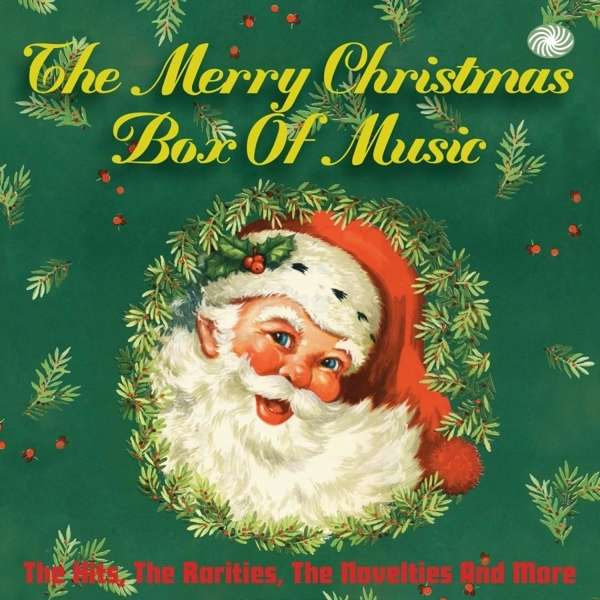 The Merry Christmas Box Of Music: The Hits, The Rarities, The Novelties And More (3 CDs) – jpc