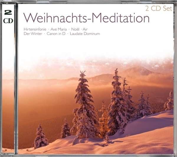 weihnachts meditation 2 cds jpc. Black Bedroom Furniture Sets. Home Design Ideas