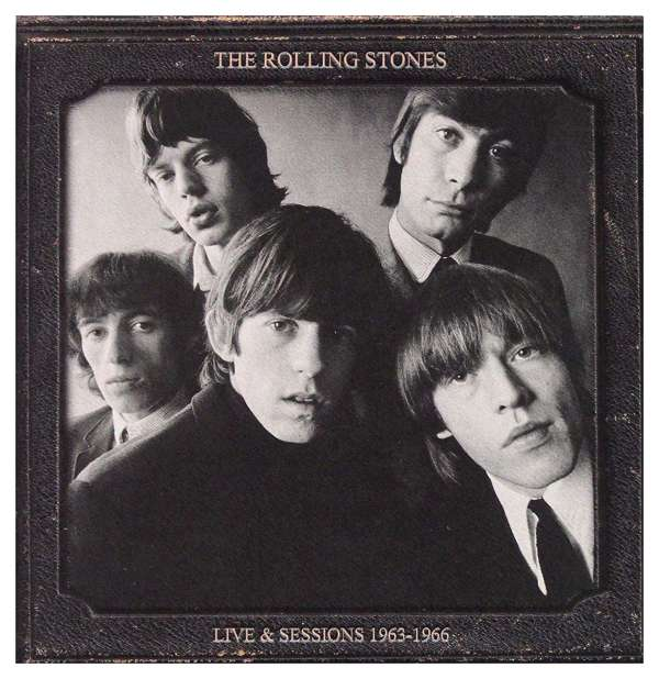 The Rolling Stones: Live & Sessions 1963 - 1966