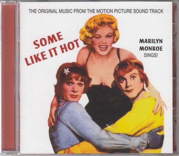 Filmmusik Some Like It Hot Dt Manche Mögens Heiß Cd Jpc