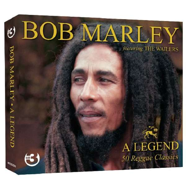 bob marley cd legend
