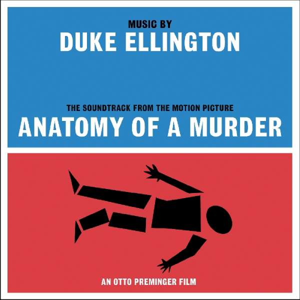 Duke Ellington Filmmusik Anatomy Of A Murder Ost 180g Lp