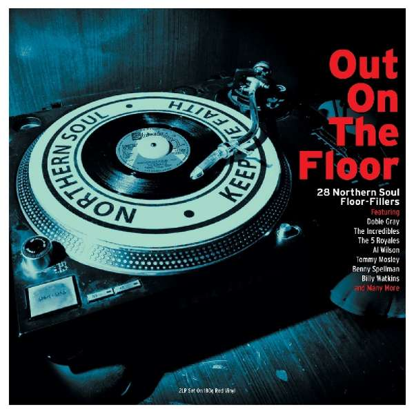 Out On The Floor 180g Red Vinyl 2 Lps Wom