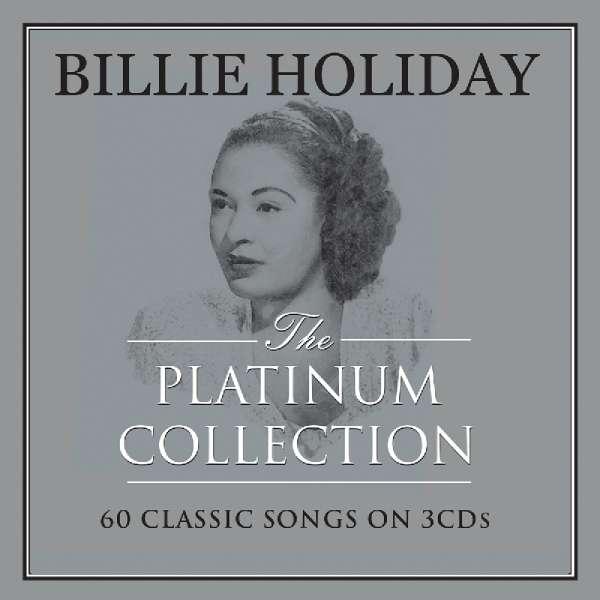 Billie Holiday Platinum Collection 3 Cds Jpc