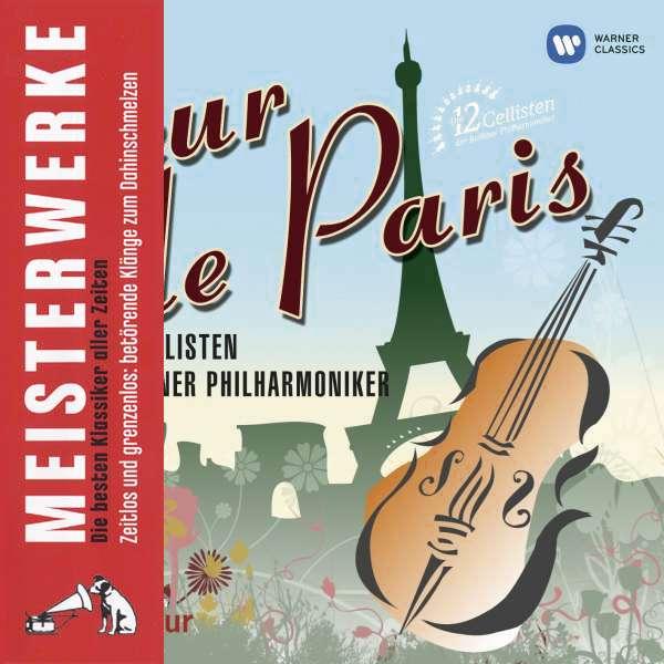 die 12 cellisten der berliner philharmoniker fleur de paris cd jpc. Black Bedroom Furniture Sets. Home Design Ideas
