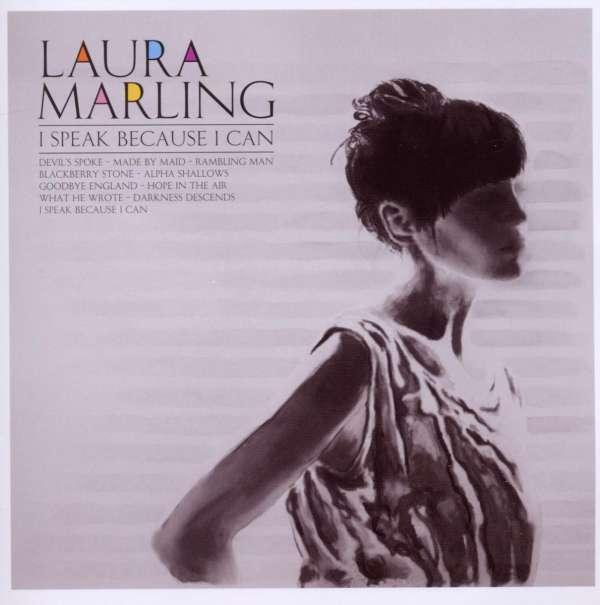 Laura Marling I Speak Because I Can Jewelcase Mit Der Liebesmusik Aus Körper Und Seele Cd Jpc