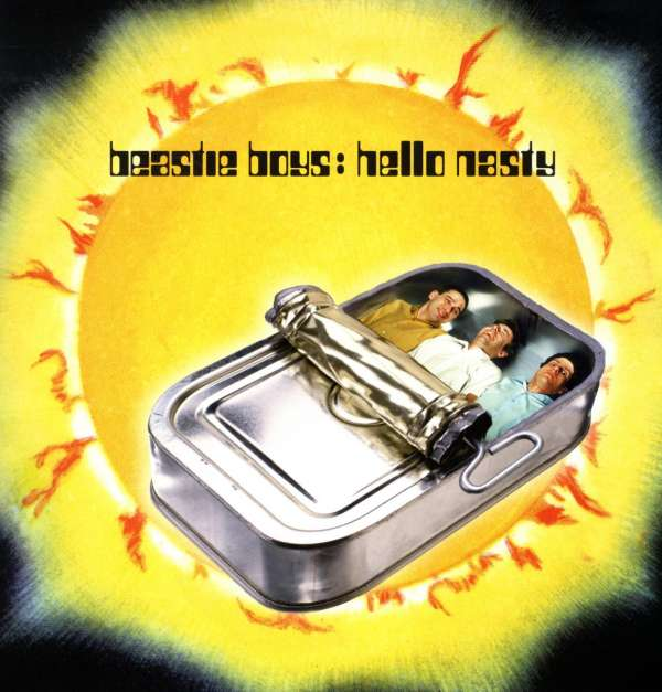 The Beastie Boys Hello Nasty 180g 2 Lps Jpc