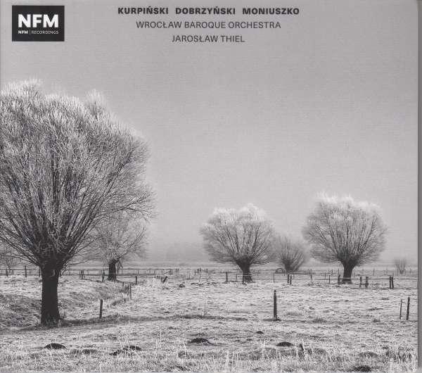 """Ignacy Feliks Dobrzynski: Symphonie Nr.2 """"Characteristic"""" (CD) – jpc"""