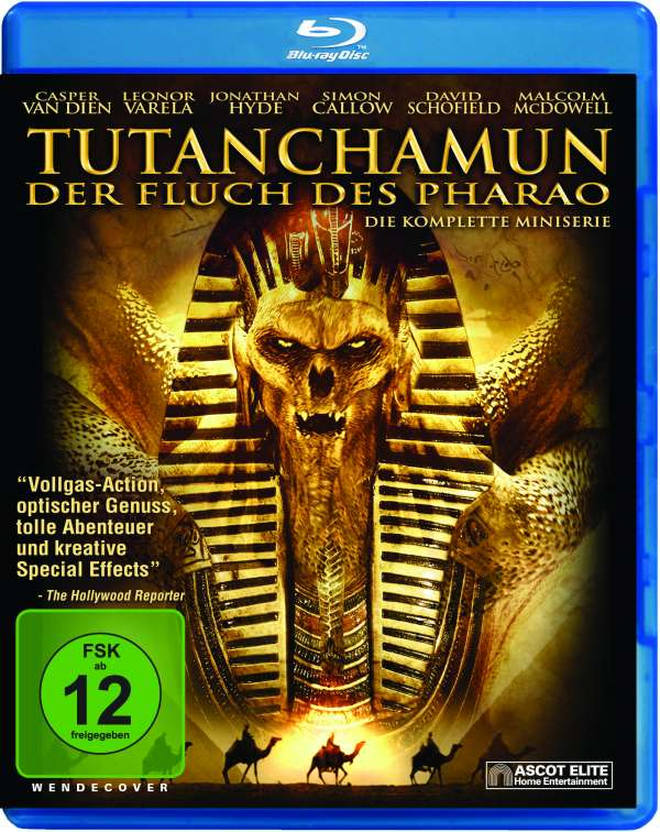 The Curse Of King Tuts Tomb Torrent: Der Fluch Des Pharao (Blu-ray)