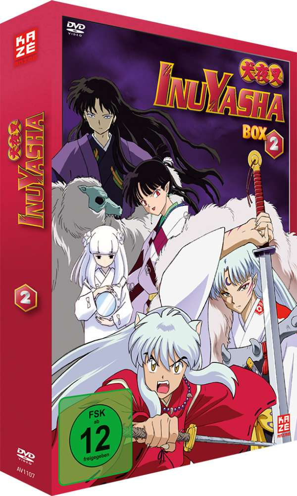 Inuyasha Episoden