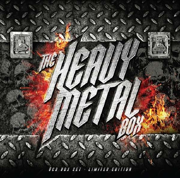 Foyer Des Arts Heavy Metal : Heavy metal box cds jpc