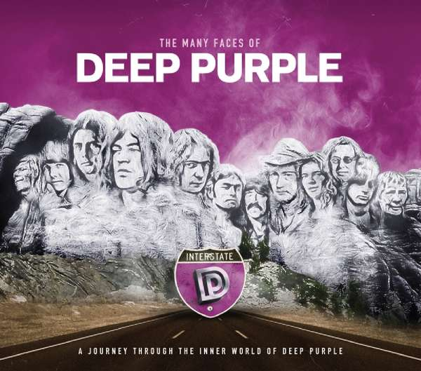 The Many Faces Of Deep Purple 3 Cds Jpc