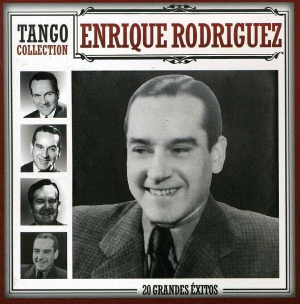 <b>Enrique Rodriguez</b>: Tango Collection - 7798145107373