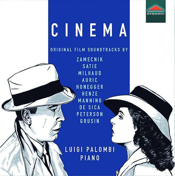 Luigi Palombi - Cinema (CD) – jpc