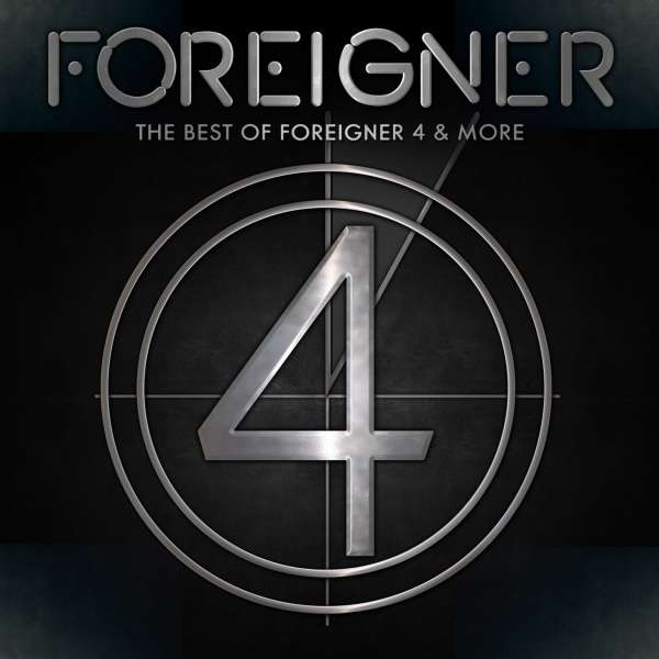 Foreigner The Best Of Foreigner 4 And More Cd Jpc